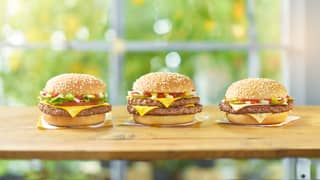 McDonald's Is Adding Five New Items To Its Menu Next Week