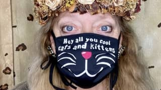 Tiger King's Carole Baskin Is Selling 'Cool Cats And Kittens' Face Masks