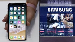 Samsung Responds To Apple's iPhone X The Way A Rival Should