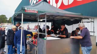 Western Australia Allowed To Have Bunnings Sausage Sizzles By End Of July