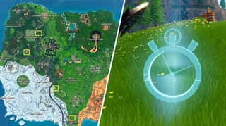Fortnite Time Trial Location: Where To Complete A Time Trial East Of Pleasant Park
