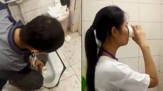 Employees In China Forced To Drink Toilet Water As Punishment