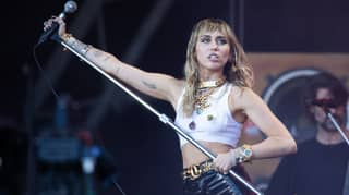 Miley Cyrus Says She Once Had An Encounter With A UFO