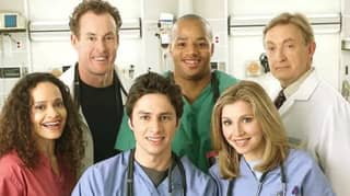 Cast Of Scrubs Are Doing A Virtual Reunion Next Month