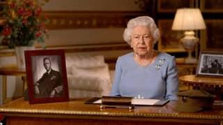 The Queen Has Been Doing Her Own Hair In Lockdown