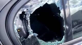 Police Searching For Australian Hoons That Smashed Cars With A Baseball Bat