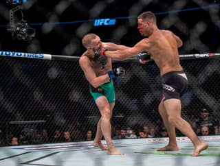 Nate Diaz Breaks All-Time Striking Record At UFC 202
