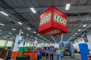 Man Arrested After $50,000 Of Stolen Lego Found At His House