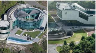 People Think Justin Bieber's House Looks Like The Avengers' Headquarters