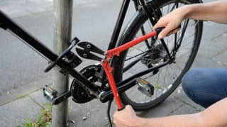 'Thief' Leaves Brutal Message After 'Stealing' Back Their Own Bike