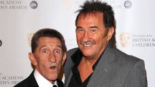 ​Today Is The First Time Paul Chuckle Performs Without His Brother Barry