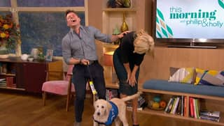"""WATCH: Holly Willoughby Says She's """"Never Willy Wanged"""" On This Morning"""