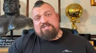 Eddie Hall Has Agreed To Fight Hafþór 'The Mountain' Björnsson In A Boxing Match