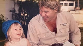 Bindi Irwin Shares Emotional Message To Late Dad Steve On His Birthday