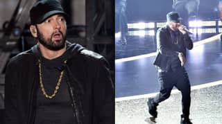 Eminem Makes Surprise Appearance At The Oscars