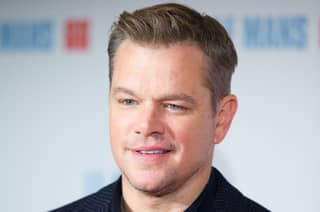 Matt Damon Is Living In Ireland During Lockdown And Says It's Like A Fairytale