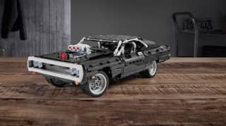 LEGO Is Releasing A Model Of Vin Diesel's Fast And Furious Car