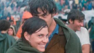 Couple Photographed 48 Hours After Meeting At Woodstock Still Together After 50 Years