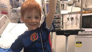 Aussie Legend Creates Fun Hospital Gowns For Kids To Make Them Feel Like Superheroes