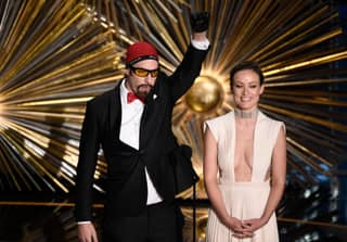 Sacha Baron Cohen Wasn't Supposed To Appear At The Oscars As Ali G