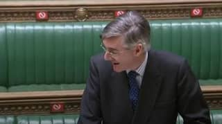 Baked Beans On Weetabix Debated In Parliament By Jacob Rees-Mogg