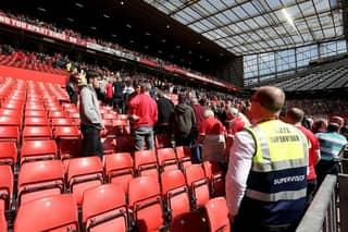 Manchester United Face A Massive Bill Following Old Trafford Bomb Scare