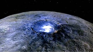 New Research Claims Earth's Closest Dwarf Planet Ceres Is An 'Ocean World'