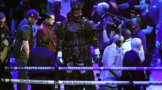 Deontay Wilder's Claims Costume Was To Blame For Defeat Undermined By 2018 Interview