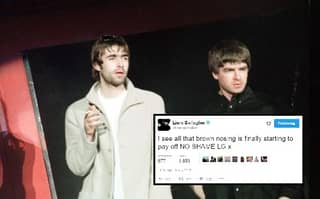 Liam Gallagher Stops Calling Noel Gallagher A Potato To Call Him A 'Brown Nose'