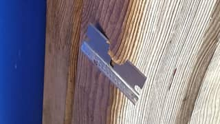 Dad Sliced His Hand On Razor Blade Hidden In Climbing Frame