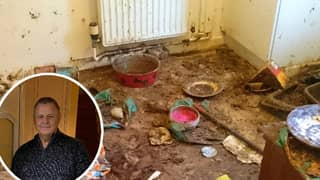 'Tenants From Hell' Left Landlord Having To Wear Hazmat Suit To Clean Property