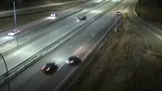 No Injuries After Pilot Nails 'Textbook Emergency Landing' On Motorway