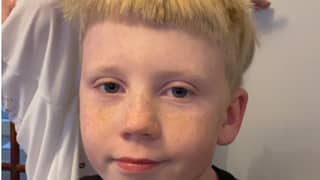 Mum Accidentally Gives Son Dumb And Dumber Style Haircut In Lockdown