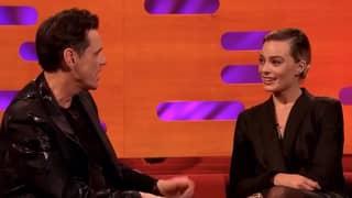 Jim Carrey Criticised Over Awkward Joke To Margot Robbie