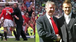 David Beckham Sends Message Of Support As Sir Alex Ferguson Undergoes Surgery
