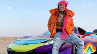 Tekashi 6ix9ine Asks Fans To Describe Him In One Word And Gets Annihilated