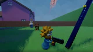 The Simpsons: Hit & Run Has Been Remade In PlayStation 4's Dreams
