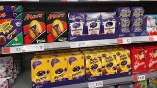 ​People Baffled As Easter Eggs Go On Sale In Shops Just Days After Christmas