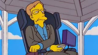 'The Simpsons' Pays Tribute To Regular Guest Star Stephen Hawking