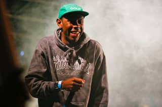 Tyler, The Creator Takes Shot At Donald Trump With Hitler T-Shirt