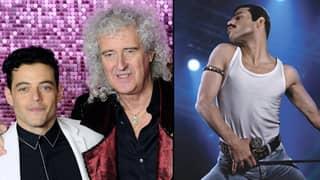 Brian May Says Rami Malek 'Deserves An Oscar' For 'Bohemian Rhapsody' Performance