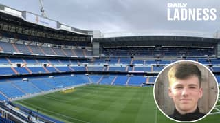 18-Year-Old Is 'World's Youngest Senior Football Manager' And Working With Real Madrid