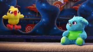 New 'Toy Story 4' Trailer Introduces Ducky And Bunny Characters