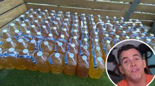 Steve-O Has Collected 115 Gallons Of His Own Urine For New 'World Record' Stunt