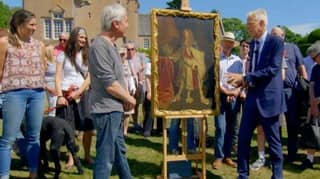 Antiques Roadshow Guest Looks Gutted After Discovering '£1m Painting' Is Copy Worth Just £600