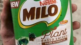 Nestlé Has Released A Plant-Based, Vegan-Friendly Milo