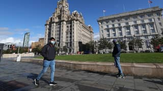Liverpool Residents To Be Regularly Tested For Coronavirus In First Whole City Testing
