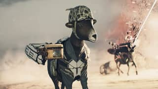 Goat Of Duty Video Game Looks Like It Might Just Be The Greatest Of All Time