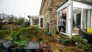 Couple Living In Tier Two Can't Have People In Garden Because It's In Tier Three