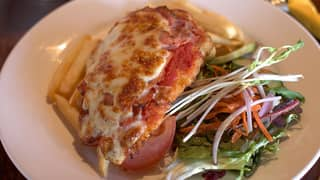 The Humble Chicken Parmigiana Has Been Declared Australia's Favourite Pub Meal